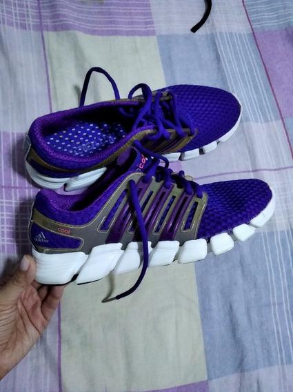 Zapatos adidas Originales Climacool Morados