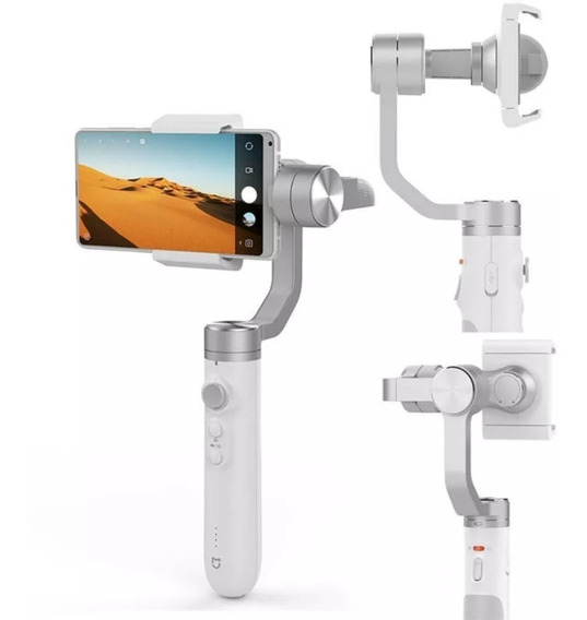 Gimbal Xiaomi Mobile 3 Eixos Portátil Para Smartphone
