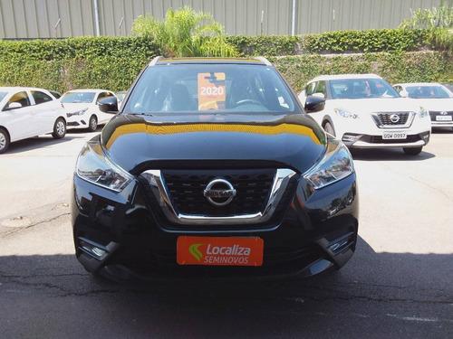 Imagem 1 de 8 de Nissan Kicks 1.6 16v Flexstart Sv 4p Xtronic