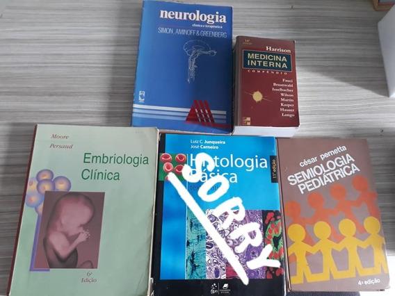 Lote Livros Medicina