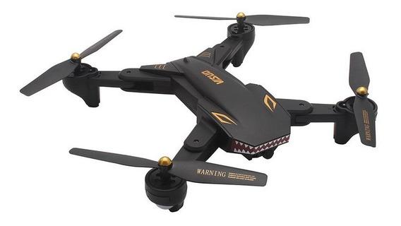 Drone Visuo Xs809s Câmera Wifi Fpv 2.4g Super Promoção