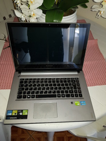 Notebook Lenovo Z400 Touch