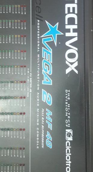 Mesa Ciclotron Techvox Vega 2 48 Canais