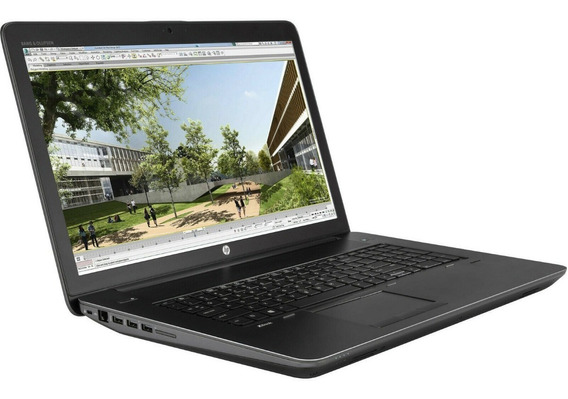 Hp Zbook 17 G4 Workstation 17.3 Intel Xeon E3-1505m V6 3ghz