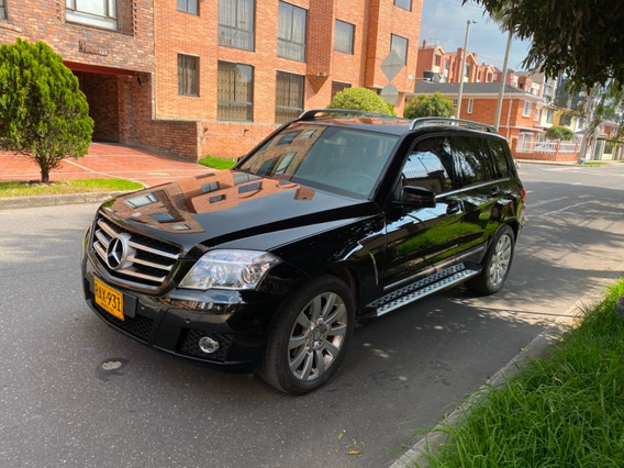 Mercedes Benz Glk300 Plus