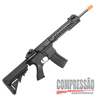 Rifle Airsoft M4a1 Cm515 Black Cyma