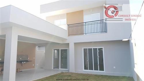 Imagem 1 de 29 de Casas À Venda  Em Jundiaí/sp - Compre A Sua Casa Aqui! - 1368829