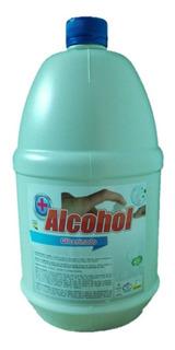 Galon Alcohol Glicerinado 70% - L a $16