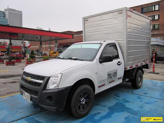 Furgon Chevrolet Luv D-max