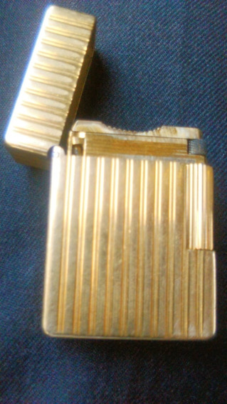 Encendedor Dupont Oro