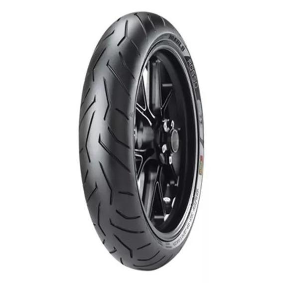 Pneu Pirelli 100 80 17 Diablo Rosso2 Radial Twister E Fazer