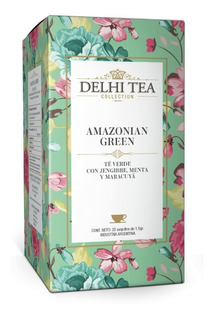 Delhi Tea Collection Te Premium X 20 Saquitos