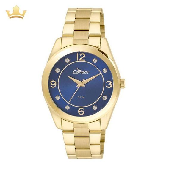 Relógio Condor Feminino Co2035klw/4a Com Nf