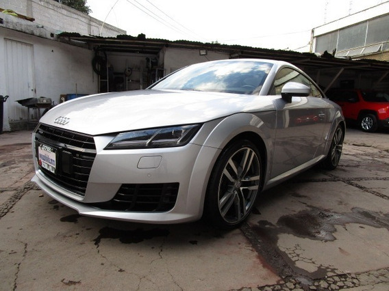 Audi Tt 2p S Line 2.0t,230hp,stronic,gps Quattro,ra19