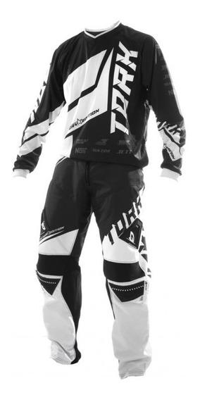 Conjunto Roupa Calça Camisa Motocross Trilha Pro Tork Factor