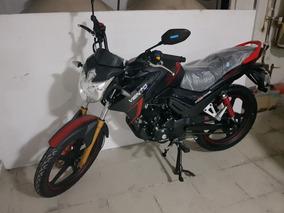 Moto Vento Proton Dark 200 Cc Nueva, 0 Kilometros