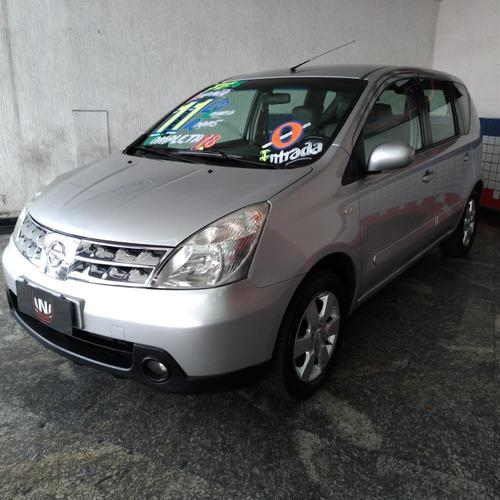 Nissan Livina Sl 1.8 2011 Automática