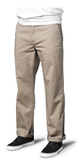 Pantalon Altamont Chino Khaki Importado 100% Original Único