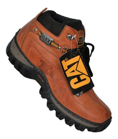 Boot Caterpillar Brinde Palmilha Em Gel Ref 7500