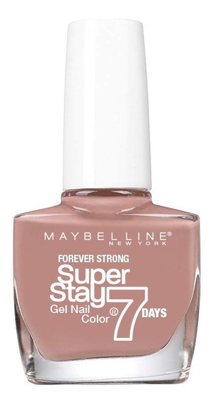 Esmalte Maybelline Super Stay 7 Days Brick Tan