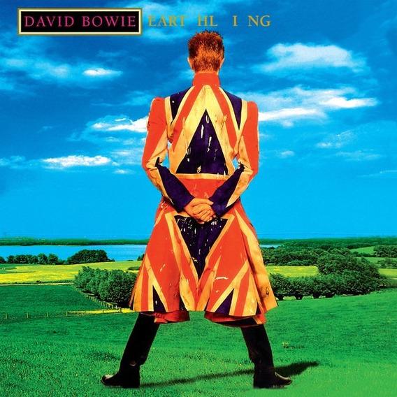 David Bowie Earthling Cd Nuevo Importado En Stock
