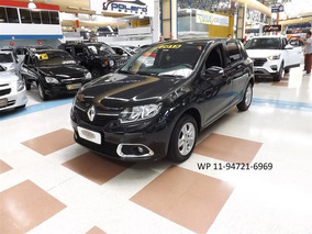 Renault Sandero 1.6 Dynamique 8v Flex 4p Automatizado 2014/2