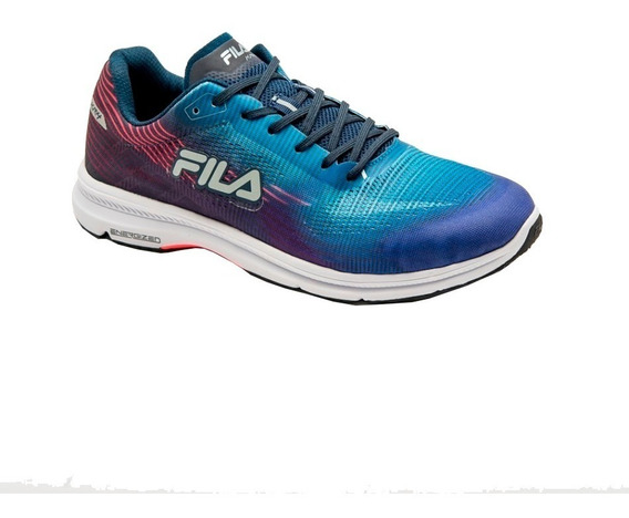 Tenis Fila Kr4 Masculino Corrida Running