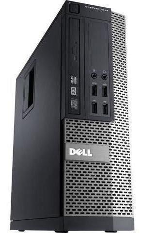 Pc Dell 7020 Core I5 4gb Ssd 120gb Wifi Win7 Teclado E Mouse