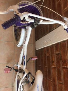 Bicicleta Para Niño/a Rodado 20 Bmx