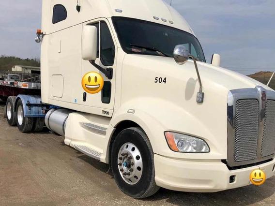 Vendo Camión Kenworth T700 Trabajando En Usa