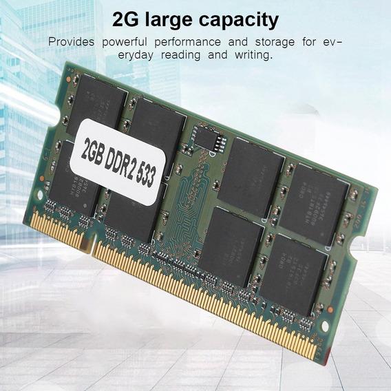 2gb Ddr2 533mhz Pc2-4200 Para Laptop Memory Ram Totalmente C