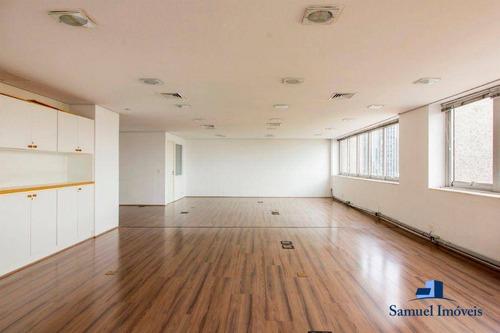 Imagem 1 de 19 de Sala Para Alugar, 330 M² Por R$ 14.000,00/mês - Itaim Bibi - São Paulo/sp - Sa0071