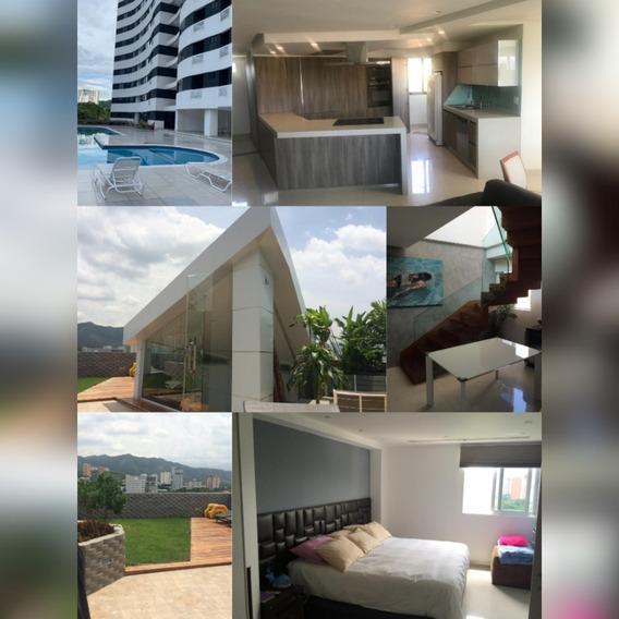 Penthouse En El Parral Moderno Y Lujoso! 04149402096