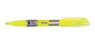 Marcador Resaltador Filgo Sw-slf Lighter Amarillo 1 Unidad