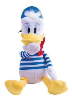 Peluche Kiss Kiss Pato Donald Disney Interactivo