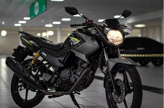 Yamaha Fazer 150 Sed 2016 Cod:.1011