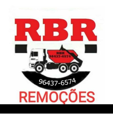 Imagem 1 de 5 de Locação  De Caçambas Rbr Remoções