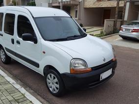 Renault Kangoo 1.6 16v Authentique 4p 2006 Branca