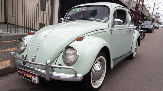 Fusca 1300 1963