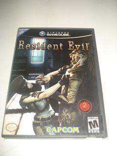 Juego De Coleccion Resident Evil Nintendo Gamecube