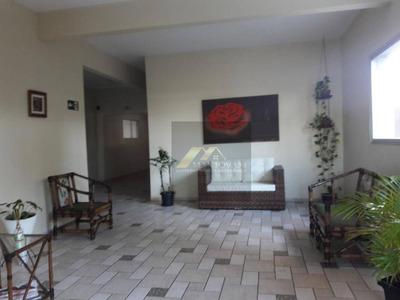 Apartamento Com 1 Dormitório À Venda, 47 M² Por R$ 155.000 - Vila Caiçara - Praia Grande/sp - Ap1534
