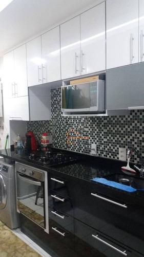 Imagem 1 de 16 de Apartamento À Venda, 49 M² Por R$ 215.000,00 - Colônia - São Paulo/sp - Ap0033
