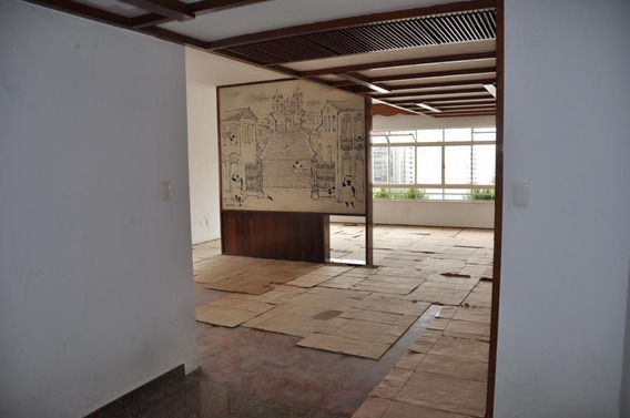 Apartamento Para Locação Em São Paulo, Bela Vista, 4 Dormitórios, 1 Suíte, 3 Banheiros, 4 Vagas - Af4075v9153locar