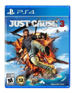 Just Cause 3 Ps4 Físico Usado Bassgame