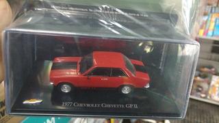 Miniatura Chevrolet Chevette Gp2 Da Salvat.