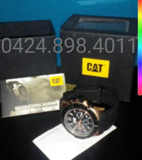 Reloj Cat Oro Rose