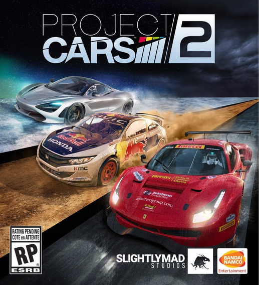 Project Cars 2 Pc Steam Key (envio Flash)