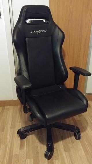 Cadeira Gamer Dxracer Iron Series Black, Is11/n.