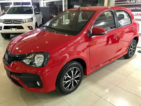 Toyota Etios 1.5 5p Xls 6mt L/18 2019