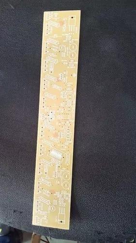Placa Amplificador Sa5 (lisa Sem Componentes)